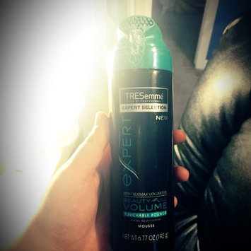 Photo of TRESemmé Beauty-full Volume Mousse uploaded by Christina P.