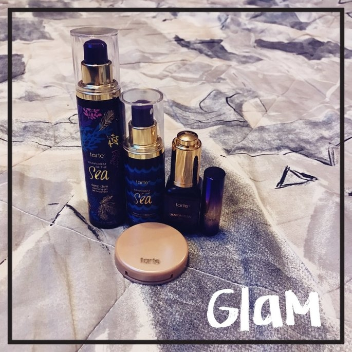 tarte Radiance Ritual Travel Set uploaded by Silviaa D.