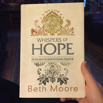 Photo of Whispers of Hope: 10 Weeks of Devotional Prayer uploaded by Emily G.