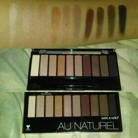 Wet n Wild Au Naturel Eye Shadow Nude Awakening uploaded by Kaitlyn B.