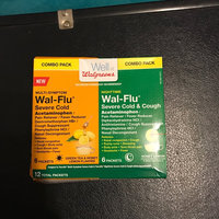 Walgreens Wal-Flu Severe Cold & Cough Packets uploaded by Clarissa J.