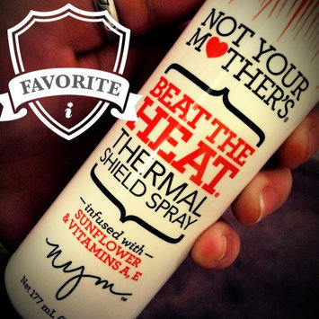 Photo of Not Your Mother's® Beat The Heat Thermal Shield Spray uploaded by Karleigh C.