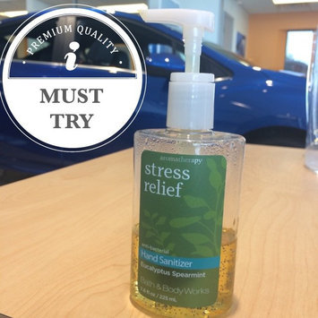 Photo of Bath & Body Works PocketBac Stress Relief Eucalyptus Spearmint Anti-Bacterial Hand Gel uploaded by Jaclin H.
