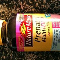 Nature Made® Prenatal Multi + 200 mg DHA uploaded by Yia V.
