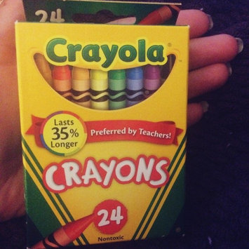 Photo of Crayola 24ct Crayons uploaded by Pepper M.