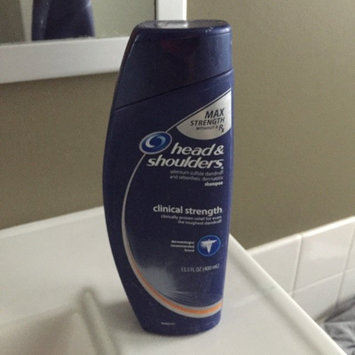 Photo of Head & Shoulders Clinical Strength Dandruff Shampoo uploaded by Patricia B.