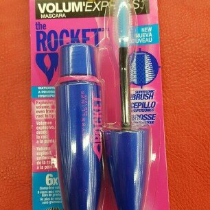 Photo of Maybelline Volum' Express® The Rocket® Waterproof Mascara uploaded by Marisa R.
