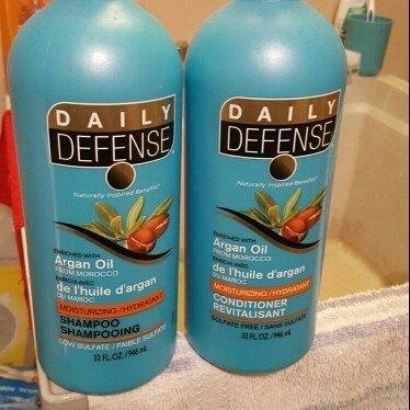 Daily Defense Argan Oil Shampoo 946ml uploaded by Dakota T.
