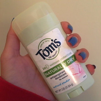 Photo of Tom's of Maine Women's Natural Powder Antiperspirant Stick Deodorant uploaded by Sophia L.