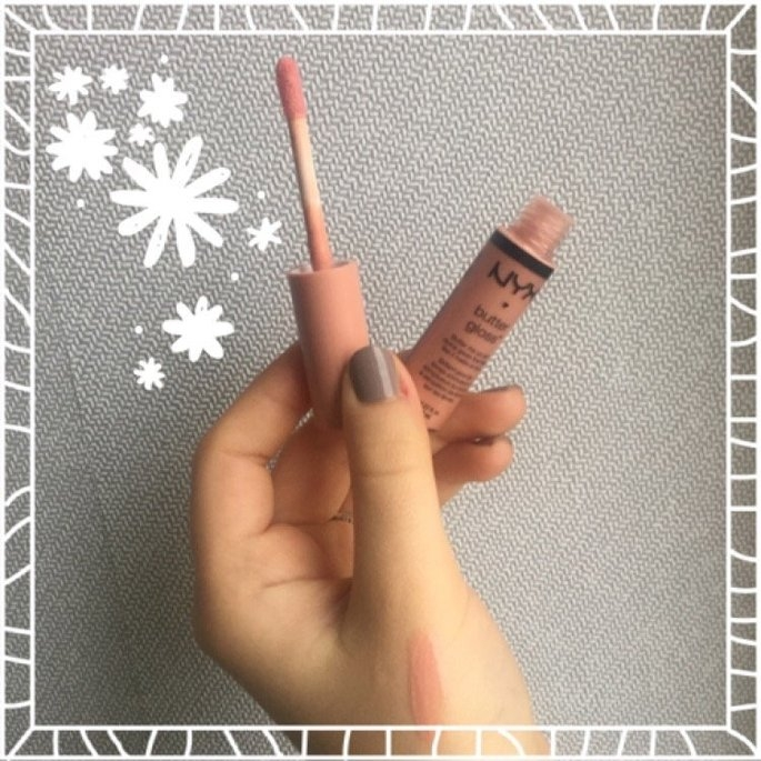 (3 Pack) NYX Butter Gloss - Fortune Cookie uploaded by Hedili O.