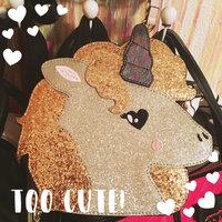 KITSCH TOOT YOUR OWN HORN UNICORN CROSSBODY METALLIC uploaded by Jasmine R.