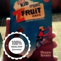 CLIF Kid® ZFruit Strawberry Twisted Fruit Rope uploaded by Rachel C.