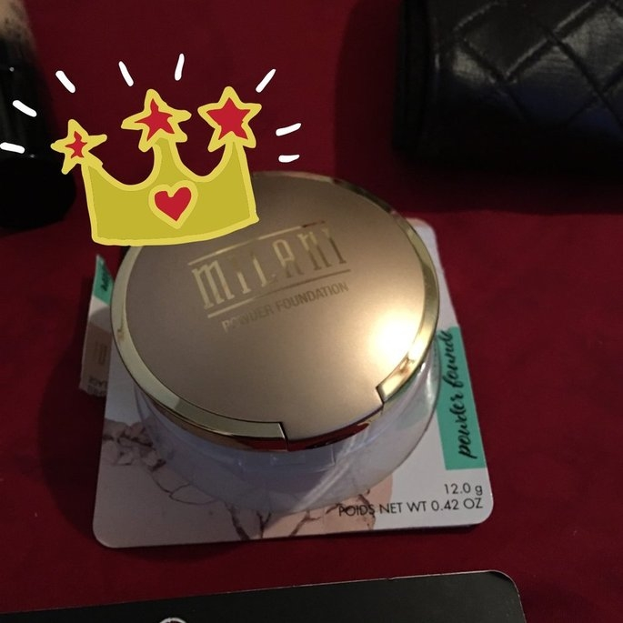 Milani Even-Touch Powder Foundation uploaded by Clarissa G.