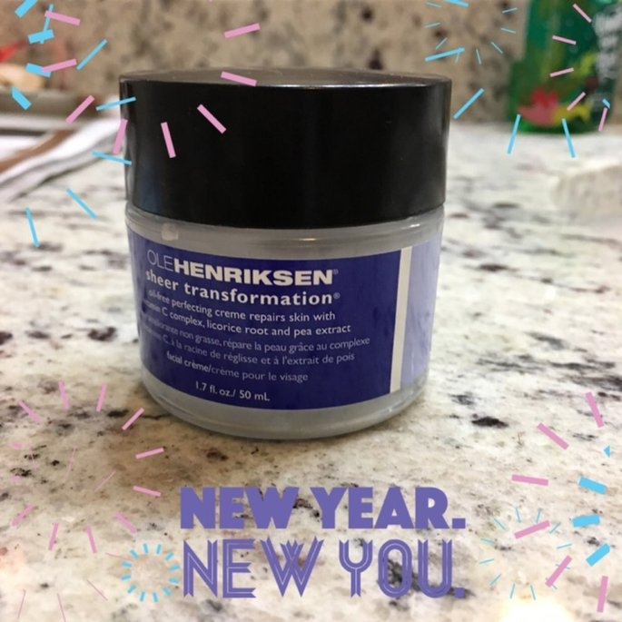 Ole Henriksen Sheer Transformation uploaded by Holly H.