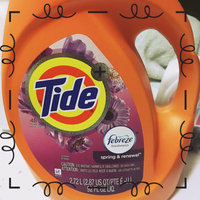 Tide Plus Febreze Freshness Spring And Renewal Scent HE Turbo Clean Liquid Laundry Detergent uploaded by Angel F.
