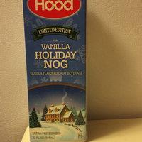 Hood® Limited Edition Vanilla Holiday Nog 32 fl. oz. Carton uploaded by Ashley g.
