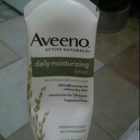 Aveeno® Positively Radiant Skin Brightening Daily Scrub & SPF 15 Daily Moisturizer with Sunscreen uploaded by Leslie T.
