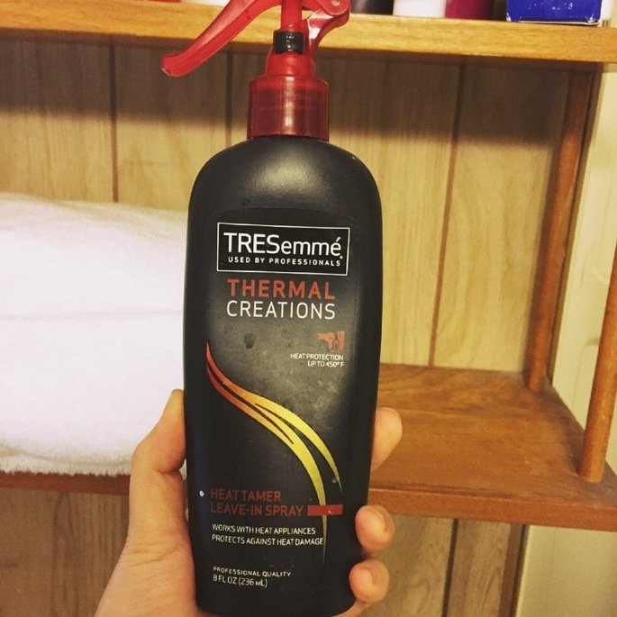 TRESemme Thermal Creations Heat Tamer Protective Spray uploaded by Sarah O.