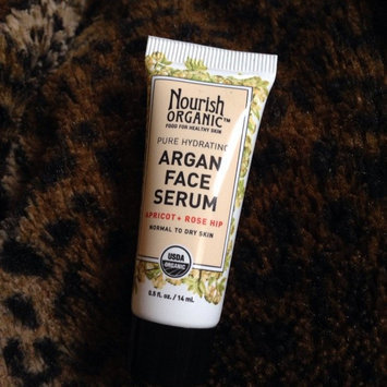 Nourish Organic Argan Face Serum Apricot + Rosehip uploaded by Nicole M.