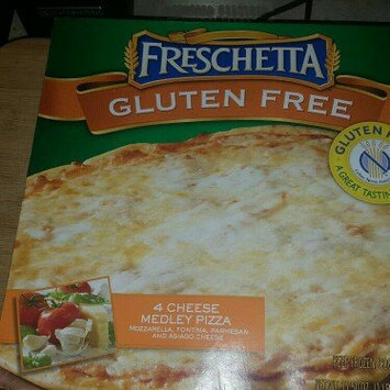 Freschetta Gluten Free Pizza 4 Cheese Medley uploaded by Rachael D.