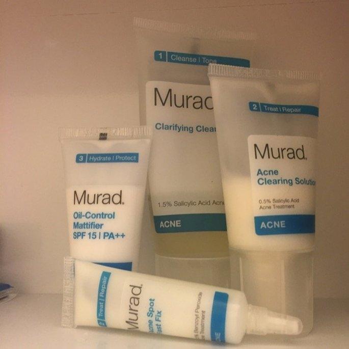 Murad Complete Acne Control Kit uploaded by Arlene F.