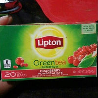 Lipton® Cranberry Pomegranate Green Tea uploaded by Yessi T.