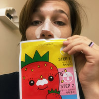 Tony Moly Strawberry Nose Pack uploaded by Christain S.