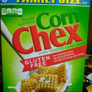 Photo of Chex™ Gluten Free Corn uploaded by Amanda F.