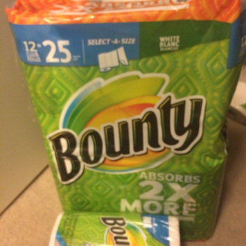 Photo of Bounty® Select-A-Size Paper Towels uploaded by shilpa l.