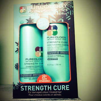 Photo of Pureology Strength Cure Shampoo, 8.5 oz uploaded by Stacey L.