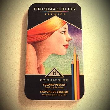 Photo of Sanford Prismacolor Premier Colored Pencils Set uploaded by Amber L.
