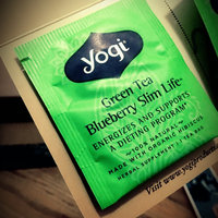 Yogi Tea Green Tea Blueberry Slim Life uploaded by Maria F.