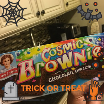 Photo of Little Debbie® Cosmic Brownies With Chocolate Chip Candy uploaded by Beleny R.