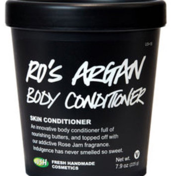 LUSH Ro's Argan Body Conditioner uploaded by Hayley J.