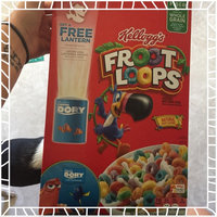 Kellogg's Froot Loops Cereal uploaded by Tessa L.