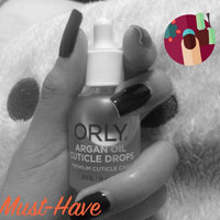 ORLY Argan Oil Cuticle Drops (18ml) uploaded by Lucia R.