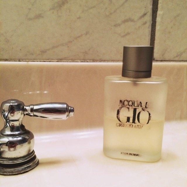Giorgio Armani Acqua Di Gio Eau de Toilette Spray uploaded by Morgan P.