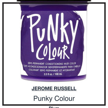 Photo of Jerome Russell Plum Semi-Permanent Punky Colour uploaded by Megan D.