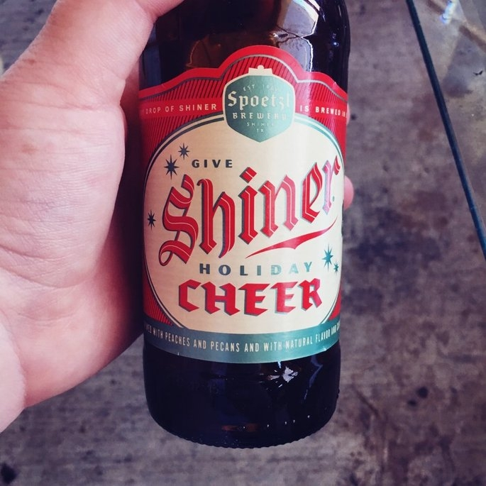 Shiner Holiday Cheer - 12 PK uploaded by Paige B.