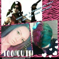 Ion Color Brilliance Brights Semi-Permanent Hair Color Aqua uploaded by eloweez t.