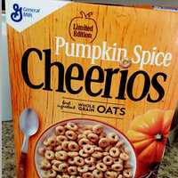 Cheerios Limited Edition Pumpkin Spice Cereal uploaded by Kady E.