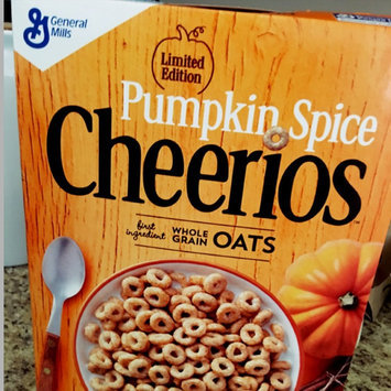 Photo of Cheerios Pumpkin Spice Cereal uploaded by Kady E.