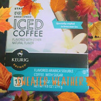 Starbucks® Sweetened Vanilla Iced Coffee K-Cup® 10 ct Box uploaded by Faith M.