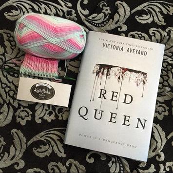 Red Queen by Victoria Avenard uploaded by Karen S.