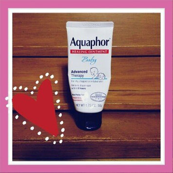Eucerin Aquaphor Baby Healing Ointment, 3 Ounce uploaded by Jackie D.