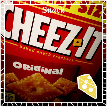 Cheez-It® Original Baked Snack Crackers uploaded by Alicia R.