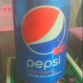 Pepsi® Wild Cherry Cola uploaded by Brittany P.