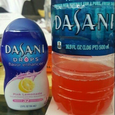 DASANI Drops Pink Lemonade Flavor Enhancer 1.9 oz uploaded by Katrina M.