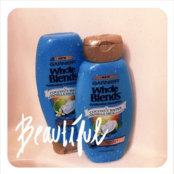 Photo of Garnier Whole Blends™ Hydrating Shampoo with Coconut Water & Vanilla Milk Extracts uploaded by Shelby B.