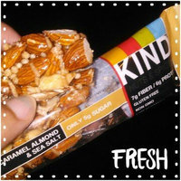 KIND® Caramel Almond & Sea Salt uploaded by Whitney G.